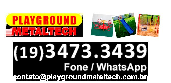 PLAYGROUND METAL TECH
